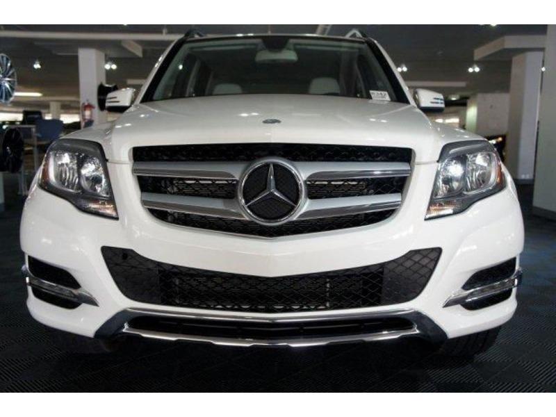 Mercedes GLK500 - 4/4