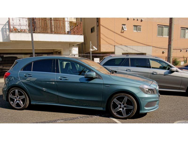 Mercedes C310 160kw 2013 - 1/4