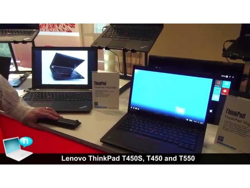 Lenovo T450 - looks like new - 2/4